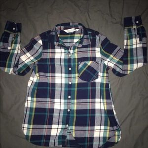 Old Navy Classic button up shirt size S